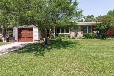 Dallas Single Family Home For Sale: 11235 Sinclair Avenue