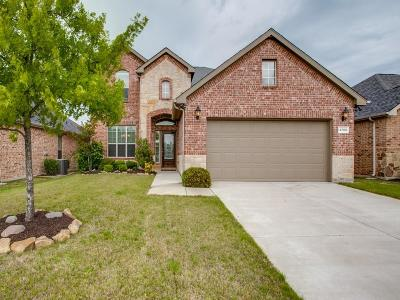 Frisco TX Single Family Home For Sale: $322,500