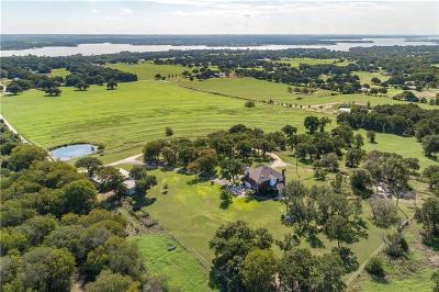 Azle Farm & Ranch For Sale: 7550 Goodman Lane