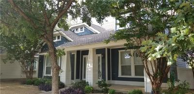 Providence Village Single Family Home For Sale: 10017 Pinecrest Drive