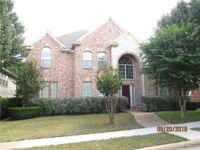 Allen  Residential Lease For Lease: 707 Baldwin Court
