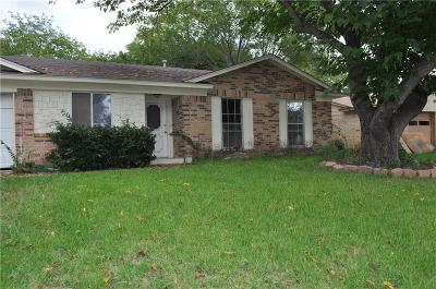 Farmers Branch  Residential Lease For Lease: 2707 Mark Twain Drive