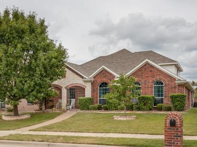 Frisco Single Family Home For Sale: 9744 Hickory Street