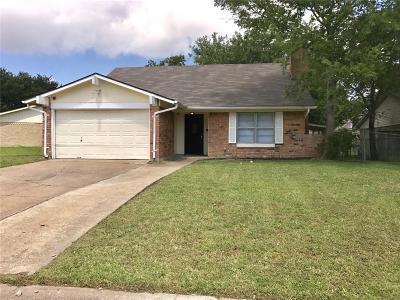 Mesquite Single Family Home For Sale: 709 Via Bravo