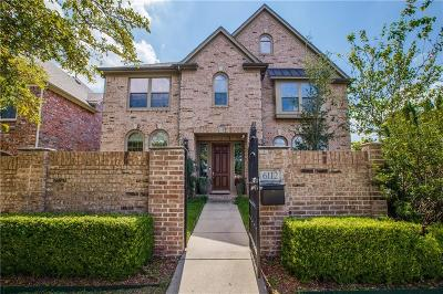Dallas, Fort Worth Single Family Home For Sale: 6112 Winton Street