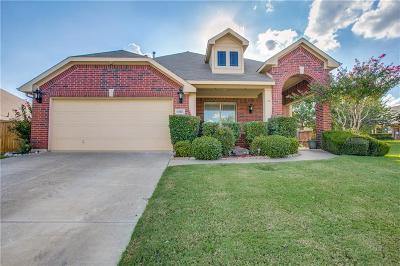 Mansfield Single Family Home For Sale: 608 Park Glen Lane