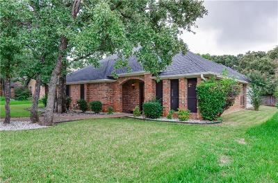 Keller Single Family Home For Sale: 1447 Cat Mountain Trail