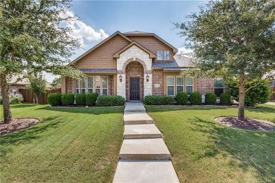 Prosper Single Family Home For Sale: 1450 Meadow Run Drive