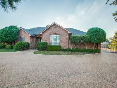 Fort Worth Single Family Home For Sale: 7454 Queensbury Circle