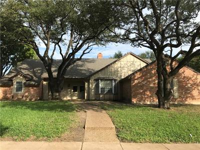 Plano TX Single Family Home For Sale: $539,995