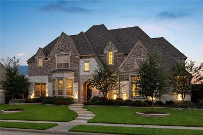 Allen Single Family Home Active Contingent: 1705 Woodsboro Court