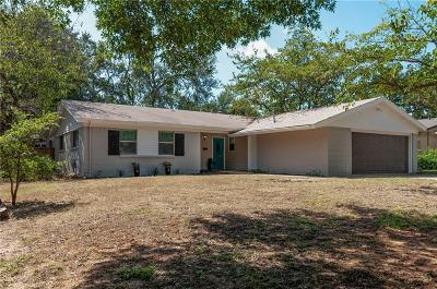 Euless Single Family Home Active Option Contract: 203 Arnett Drive