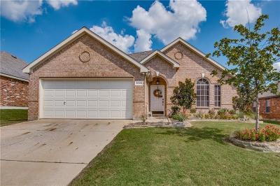 Celina Single Family Home For Sale: 2820 Quarter Horse Lane