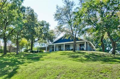 Azle Single Family Home Active Option Contract: 13710 Williams Road