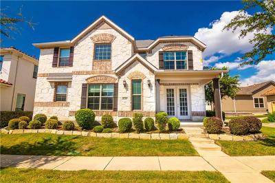 Mckinney Single Family Home For Sale: 8200 Chickasaw Trail