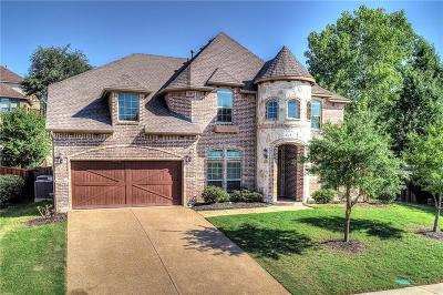 McKinney Single Family Home For Sale: 4100 Oxbow Drive
