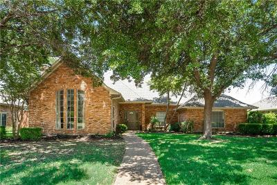 Plano Single Family Home For Sale: 3712 Tumbril Lane