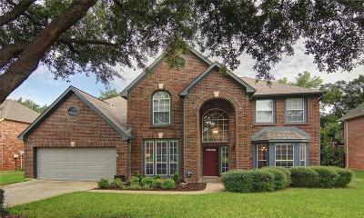 Coppell Single Family Home For Sale: 216 Beechwood Lane