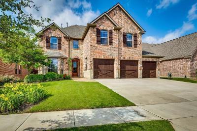 Lantana Single Family Home For Sale: 830 Senna Drive