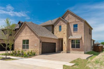 McKinney Single Family Home For Sale: 7821 Heritage Palms Trail