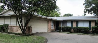 Garland Single Family Home For Sale: 4709 Windsor Drive