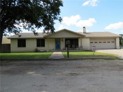 Hamilton TX Single Family Home For Sale: $143,000