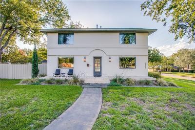 Dallas Single Family Home For Sale: 2605 Peavy Road