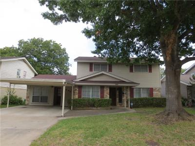 Mesquite Single Family Home For Sale: 3002 Harlan Drive