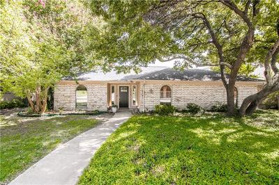 Dallas Single Family Home For Sale: 6036 Keller Springs Road