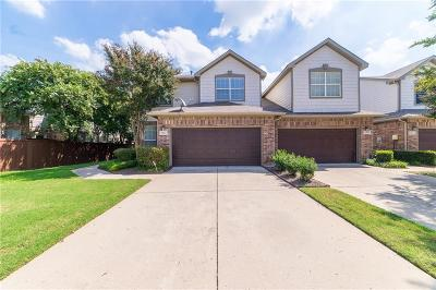 Plano Townhouse For Sale: 7012 Brentdale Lane