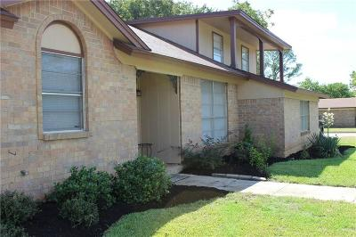 Forest Hill Single Family Home For Sale: 3300 Oak Timber Drive