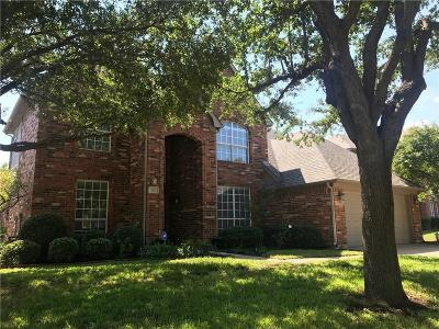 Keller Single Family Home For Sale: 620 Ashwood Drive