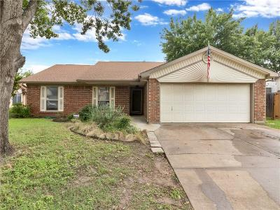 Dallas, Fort Worth Single Family Home For Sale: 3924 Windflower Lane