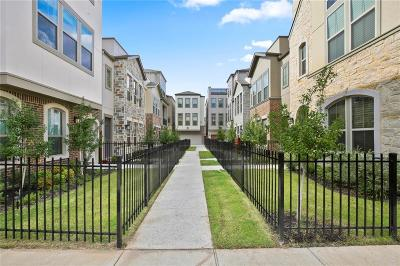 Dallas, Fort Worth Townhouse For Sale: 5465 Beecher Street