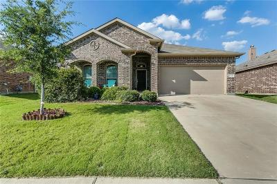 Fort Worth Single Family Home For Sale: 1316 Woodbine Cliff Drive