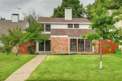 Garland Single Family Home For Sale: 2117 Windy Drive