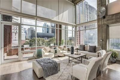 Dallas Condo For Sale: 2011 Cedar Springs Road #207