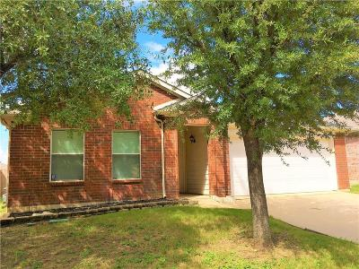 Fort Worth Single Family Home For Sale: 1801 Wind Dancer Trail