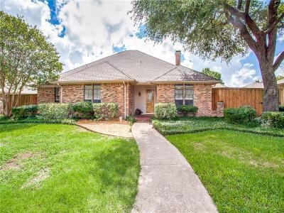 Richardson Single Family Home For Sale: 1104 Kenshire Lane