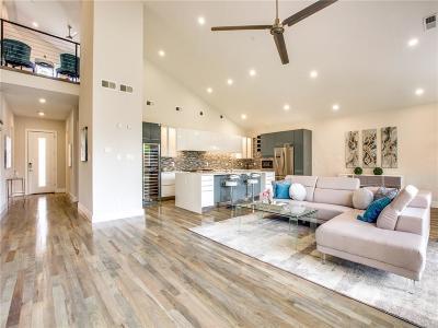 Dallas TX Single Family Home For Sale: $850,000