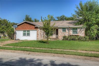 Garland Single Family Home For Sale: 1830 Mercury Drive