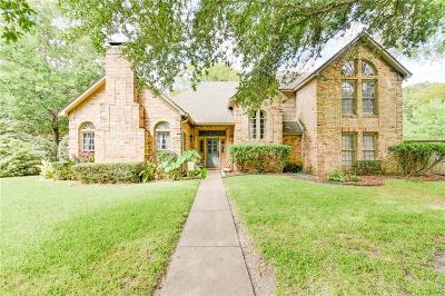Corsicana Single Family Home For Sale: 1504 Bowie Circle