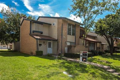 Garland Townhouse For Sale: 3916 Towngate Boulevard