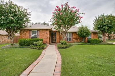 Allen Single Family Home For Sale: 700 Cottonwood Drive