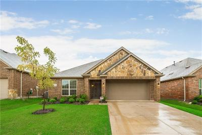 Denton County Single Family Home Active Contingent: 3905 Blessington Drive