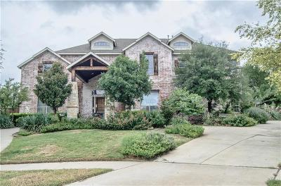 McKinney Single Family Home For Sale: 7000 Brayford Way