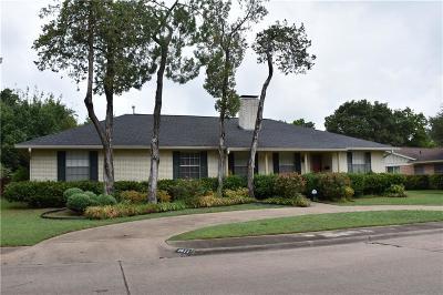 Waxahachie Single Family Home For Sale: 1611 Little Creek Drive