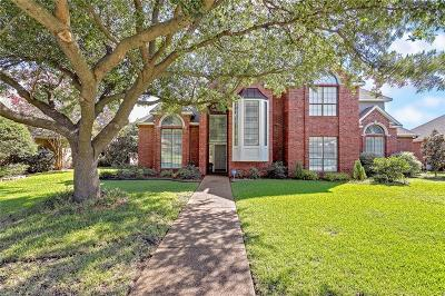 Rockwall Single Family Home For Sale: 2975 Oak Drive