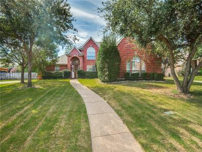 Colleyville Single Family Home For Sale: 1409 Tennison Parkway