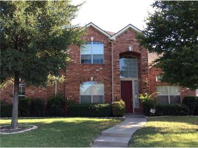 Plano Single Family Home For Sale: 3513 Dripping Springs Drive
